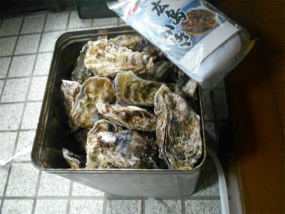 310310注文の牡蠣