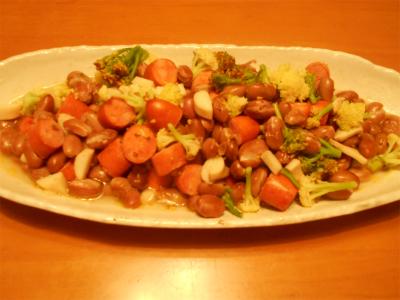 310317豆と野菜煮