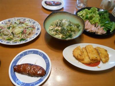 310329夕食