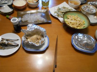 010608夕食