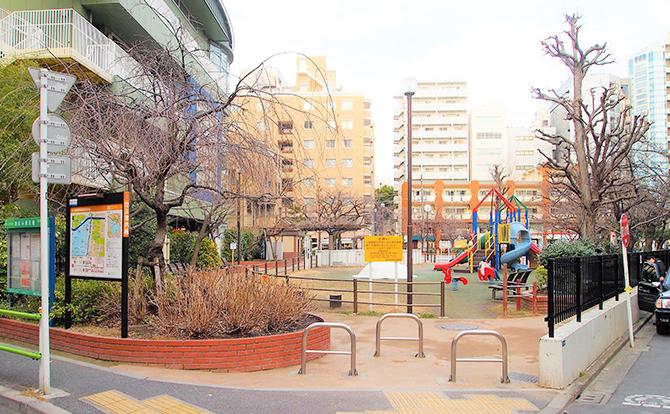 飯倉公園1