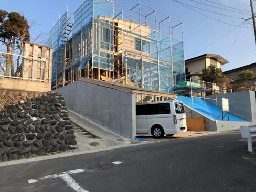 旭ヶ丘の家 2019.3.10-2