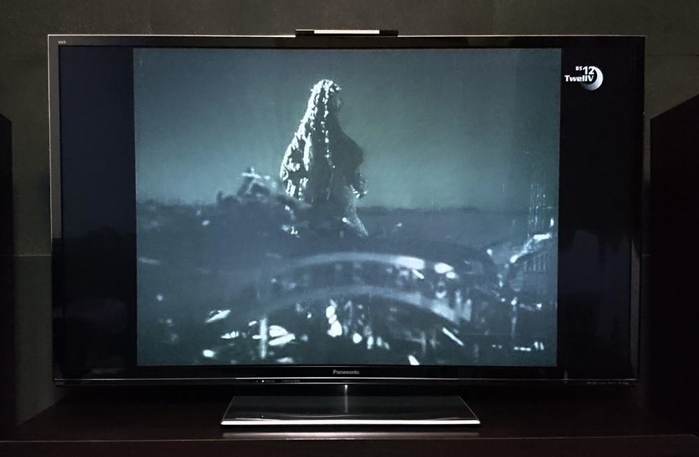 ゴジラ (1954) 見ました