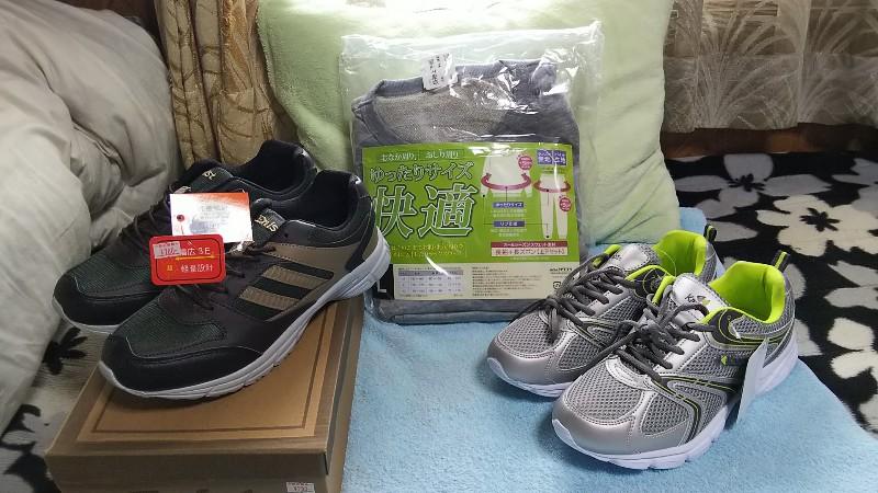 倒産セール靴服20190317
