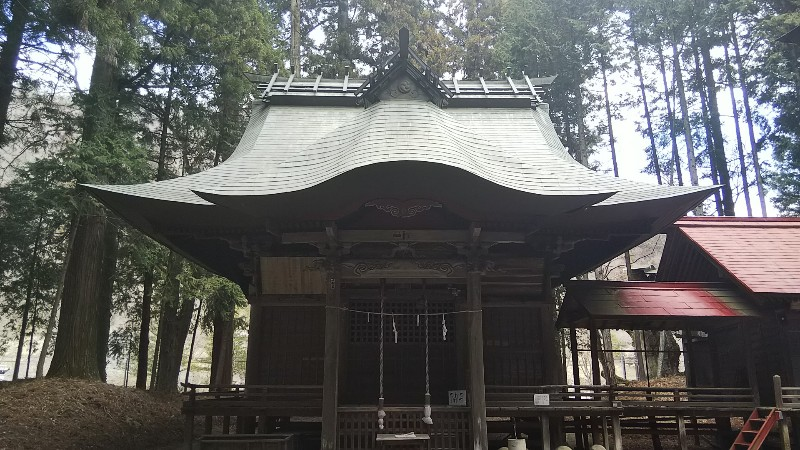 親都神社社殿201903