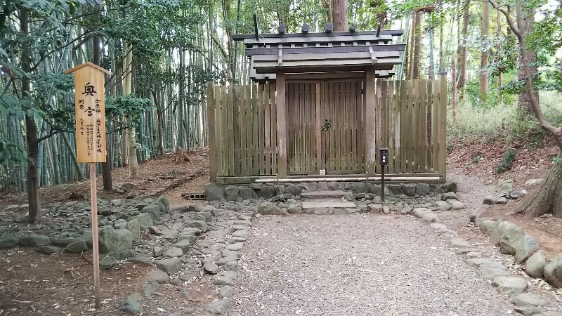 香取神宮奥宮201904