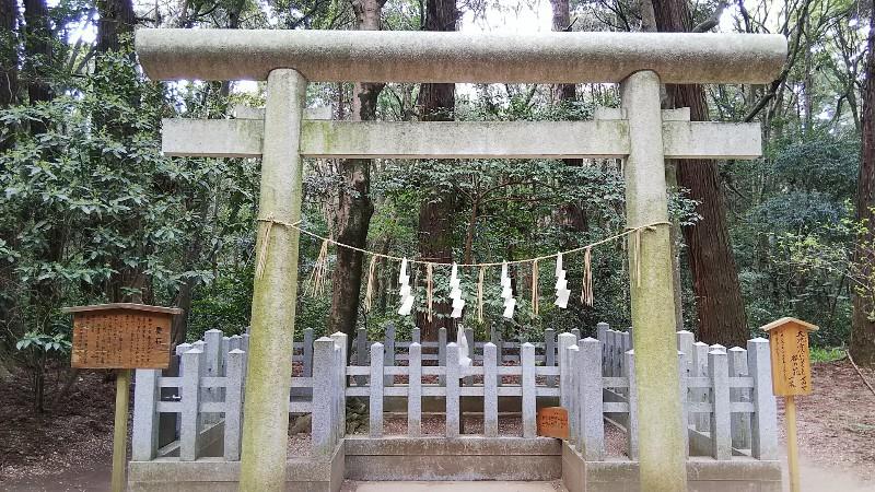 鹿島神宮要石201904