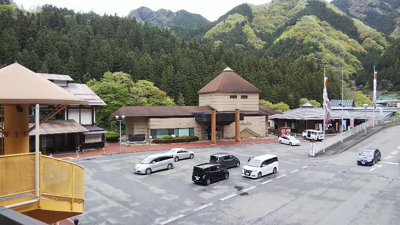 道の駅大滝温泉201904