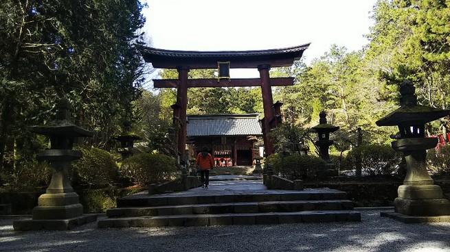北口本宮富士浅間神社大鳥居201904