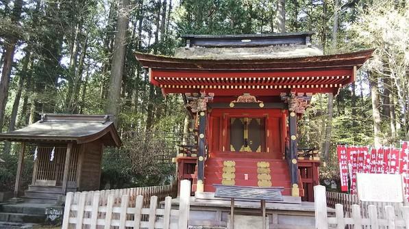 北口本宮富士浅間神社東宮201904