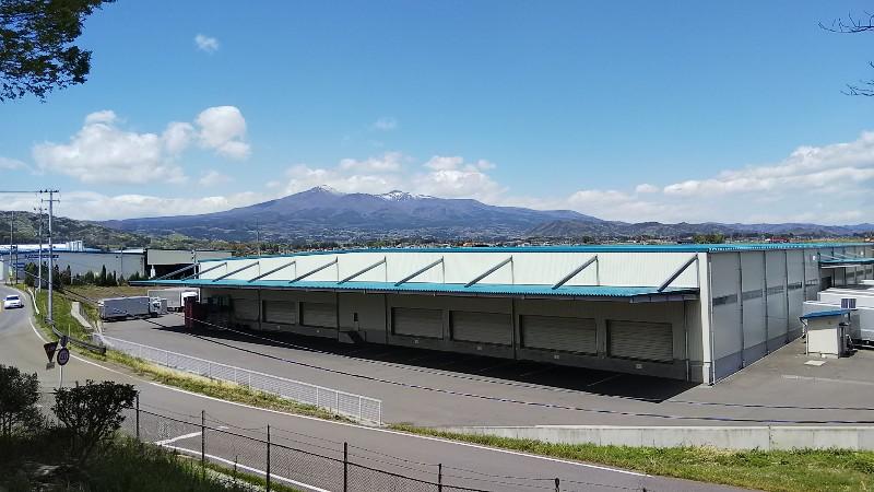 安達太良山展望台景色201905