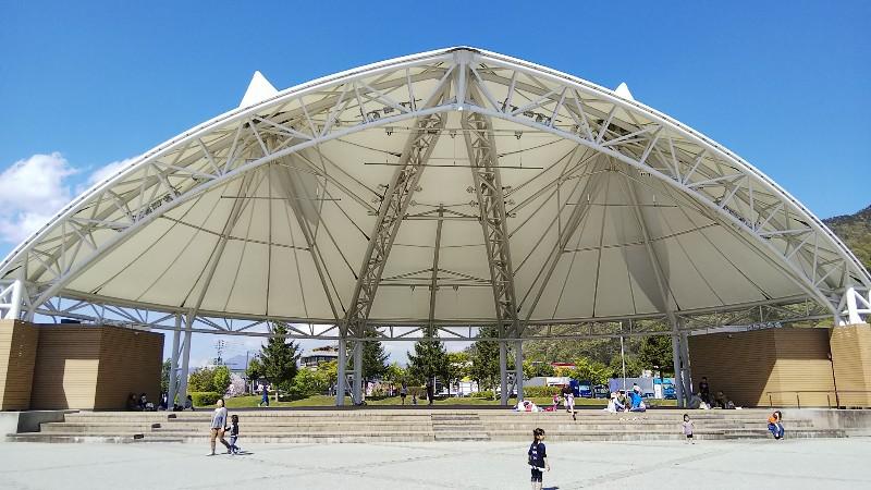 道の駅天童温泉ステージ201905