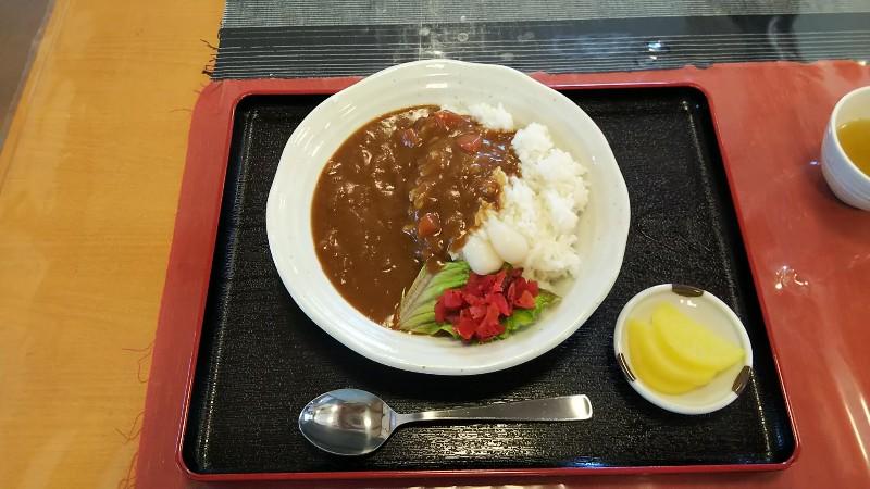 まちの駅下郷会津地鶏カレー201905