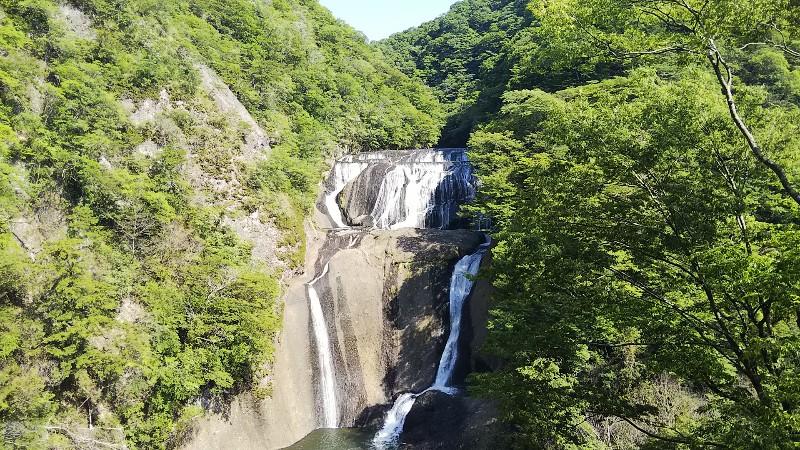 袋田の滝20190525
