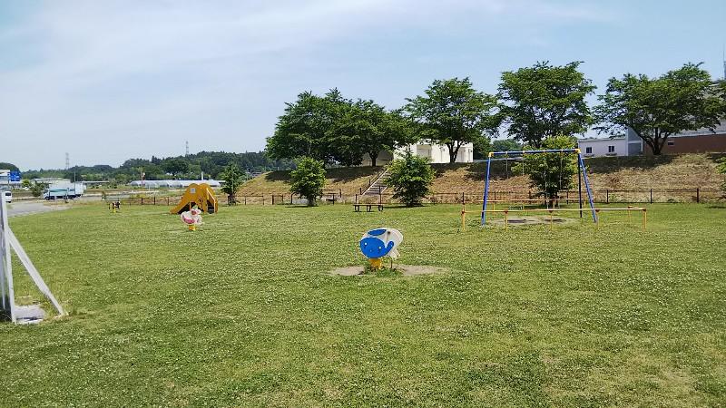 道の駅サシバの里いちかい公園201905