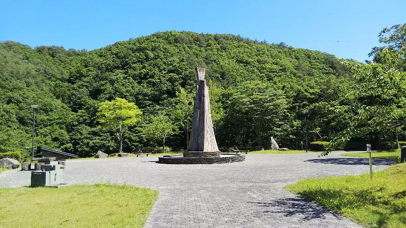 七ヶ宿ダム広場201906