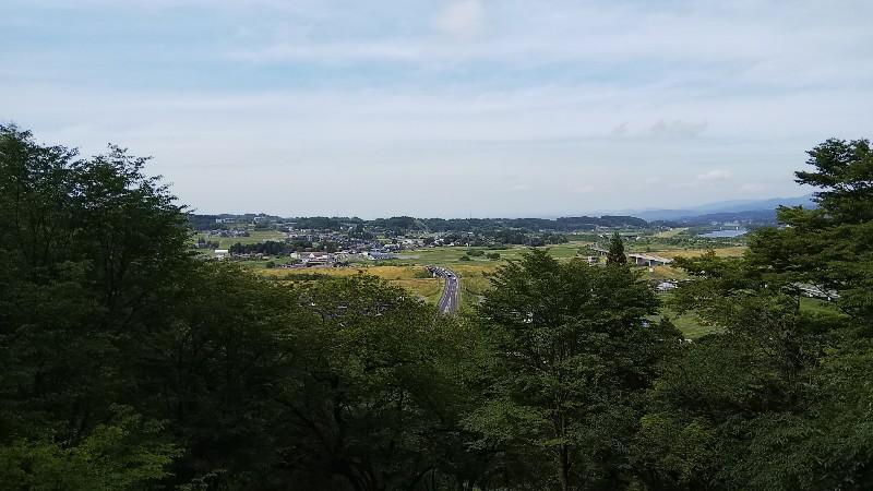中尊寺景色2019