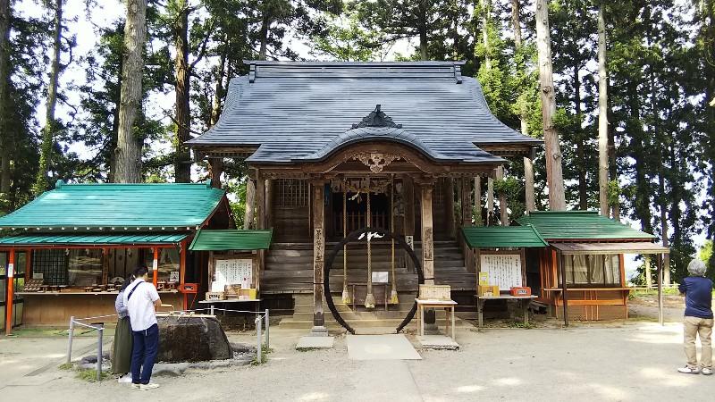白山神社2019