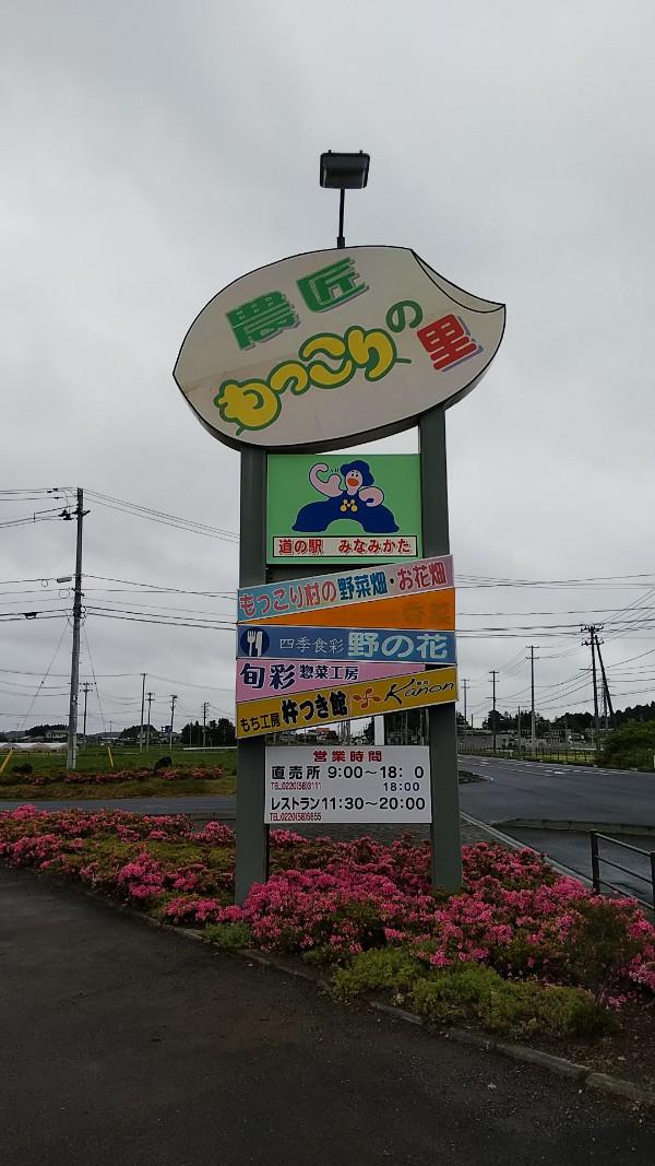 道の駅みなみかた2019