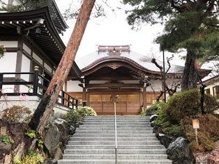 蓮華寺(中野区大和町)