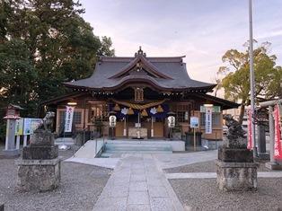大宮神社(五井大宮神社)