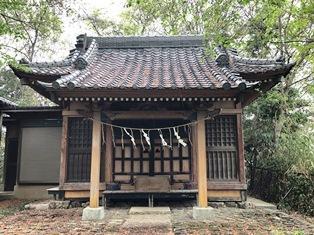 頼政神社(古河市錦町)