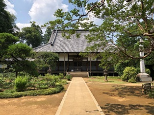 金乗院(野田市清水)
