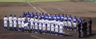 P5051211一塁側ホンダ熊本 三塁側九電グループ熊本
