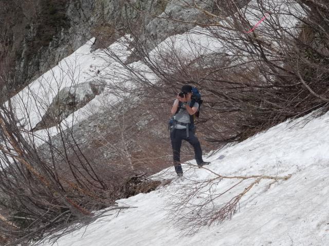 09涸沢残雪期テント泊