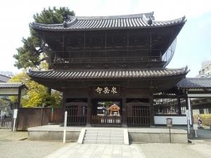 1904泉岳寺1