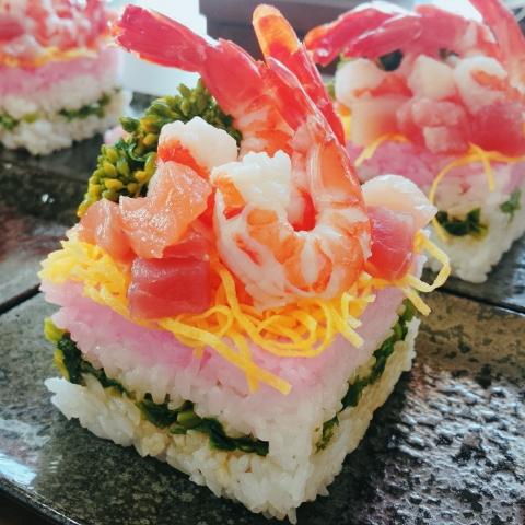 2019-03-02-海鮮押し寿司