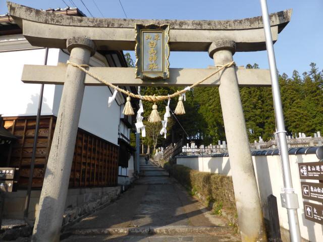 東山白山神社1