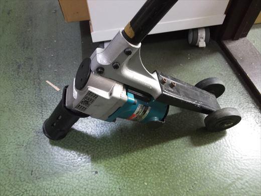 電動ケレン修理? (1)