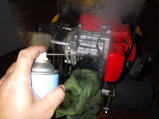 エンジン移設 (6)