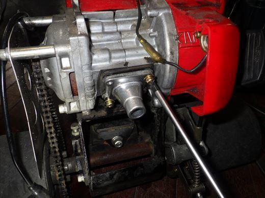 エンジン移設 (8)