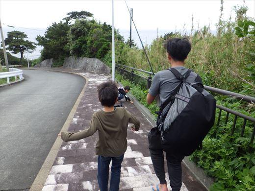 神津島1日目釣り (9)