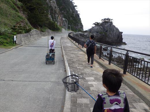 神津島1日目釣り (11)