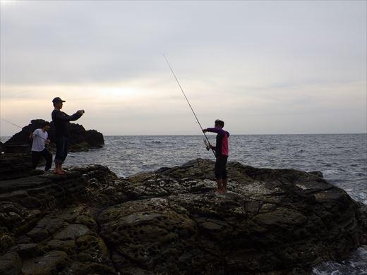 神津島の磯釣り (12)