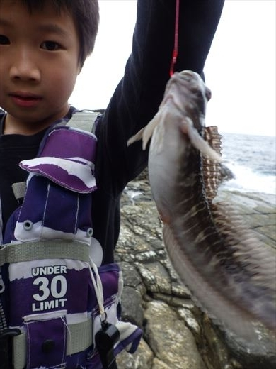 神津島の磯釣り (7)