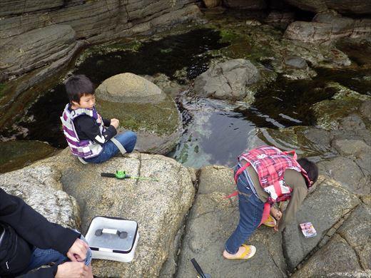 神津島の磯釣り (9)
