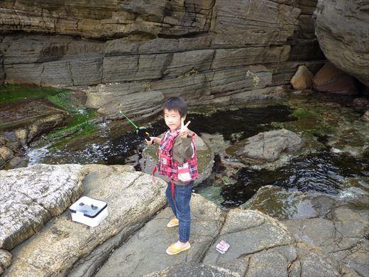 神津島の磯釣り (15)