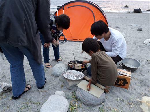 神津島1日目夜 (1)