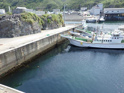 神津島港釣り1 (8)