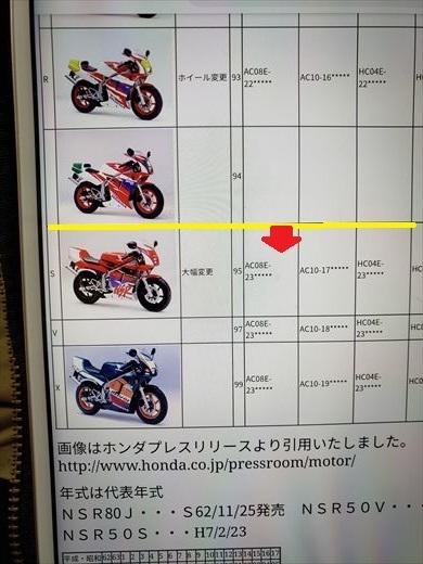 NSRエンジン番号 (2)
