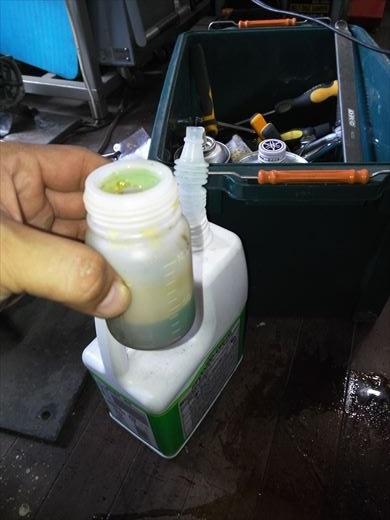 NSR50ラジエター液 (7)