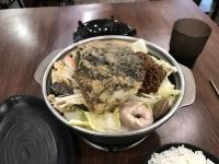 沙茶魚頭鍋190331