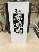 JAL機内販売の芋焼酎赤兎馬190331