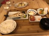焼き魚定食190412