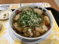東京叉焼拉麺190416