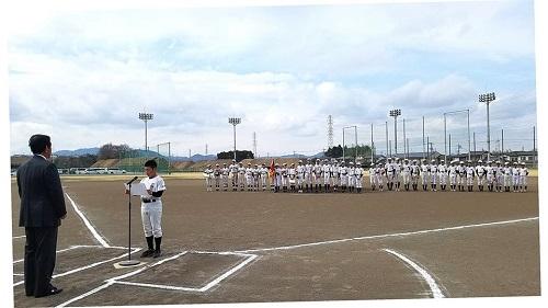 高嶋徹杯争奪戦さよなら6年生学童軟式野球交流大会≪閉会式≫へ!今年も